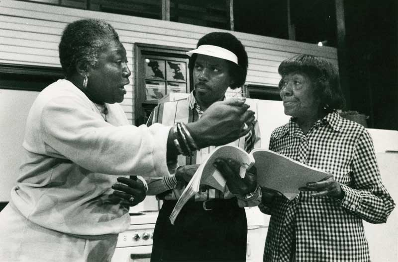 The Amen Corner with Esther Rolle, Curtis King and Helen Martin 1986