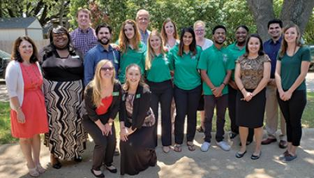UNT has earned a $1.6 million grant from Greater Texas Foundation (GTF) in support of High School Career Connect